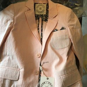 Other - Little kids seersucker blazer